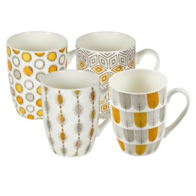 Mug Gold Points 355ml