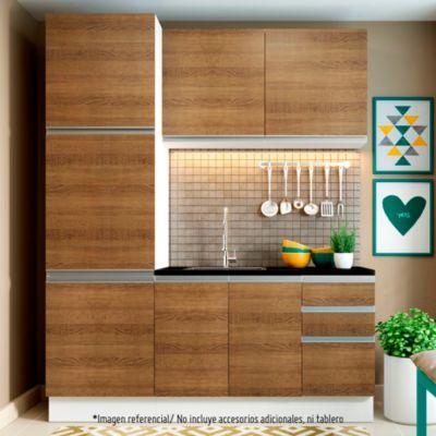 Mueble de cocina Modular Glamy 180 cm