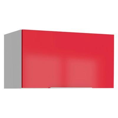 Puerta Pistón Stella Rojo 60x33cm