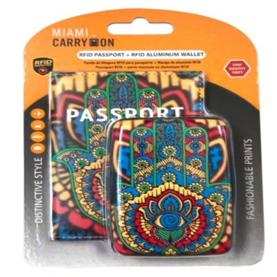 Protección RFID Mano Multicolor