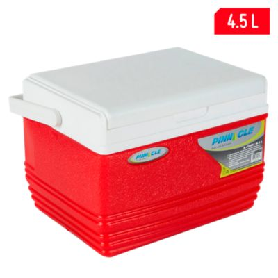 Cooler 4.5L Rojo
