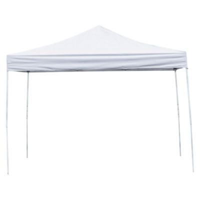 Toldo plegable 50 UV 3x3m Blanco