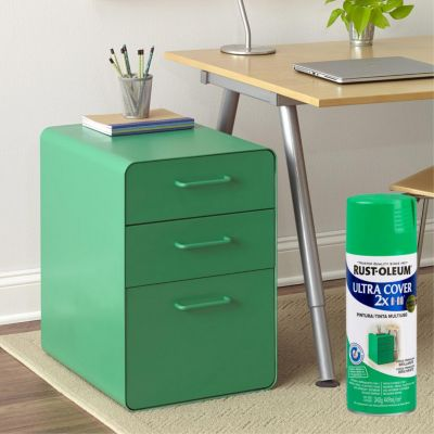 Aerosol Ultra Cover Verde Primavera 449ml