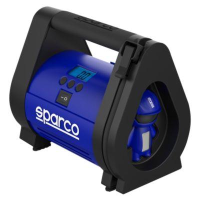 Compresora de Aire Digital para Auto 12V + Medidor de Presión Neumáticos