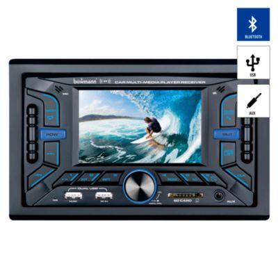 "Autoradio Pantalla 4"" Blueetooth/USB/AUX DD-440BT"