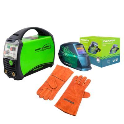 Kit Indurarc 200 Pro 2 + Máscara Fotosensible + Guantes AT19