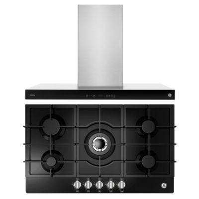 Combo Campana Decorativa CGP9019P6Y + Cocina Empotrable CGG8615V1