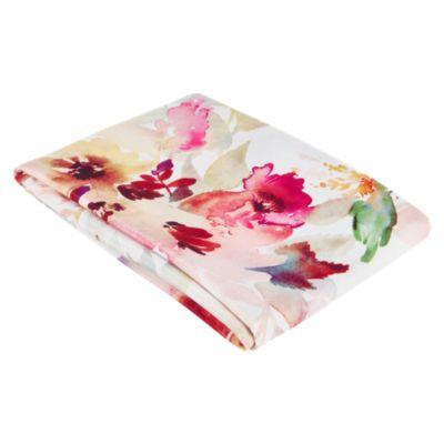 Mantel Floral Redondo 180cm