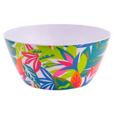 Bowl Melamine 25cm Hello Summer