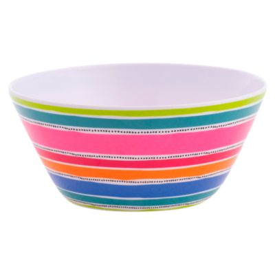Bowl Melamine 15cm Hello Summer