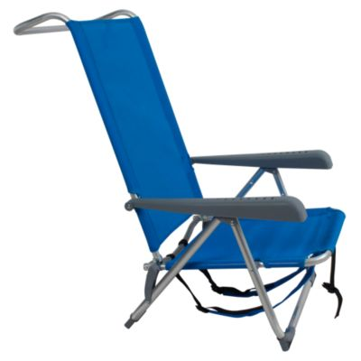 Silla dePlaya Baja Azul