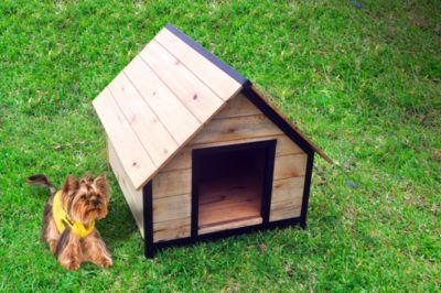Casa para perro Madera Chica