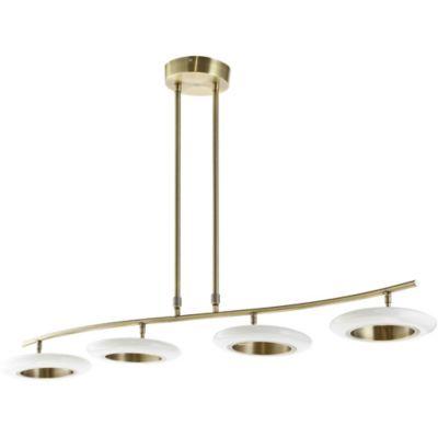Lámpara de techo LED Portus 6W dorado