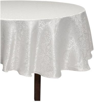 Mantel Redondo 180cm Blanco
