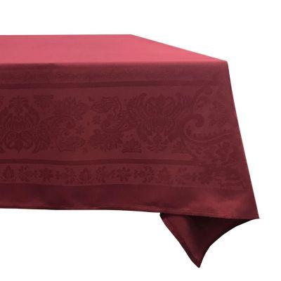 Mantel Rectangular 160x230cm Rojo