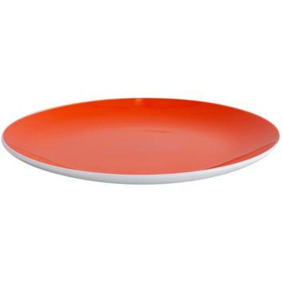 Plato Japón Rojo 26x3cm