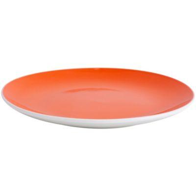 Plato Japón Rojo 19x1.5cm