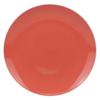 Plato Redondo Summer Rojo 19cm