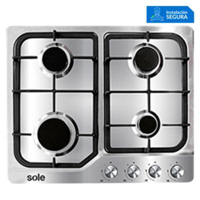 Cocina Empotrable 4 Quemadores 3120SOLCO035