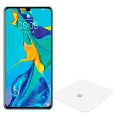 Huawei P30 6.1'' 6GB Dual SIM Aurora + Balanza Smart Scale
