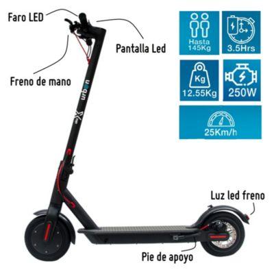 Scooter Eléctrico Urban 25Km/h