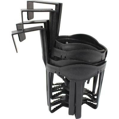 Set Porta Vasos para Auto 16x11x18cm 4 Piezas