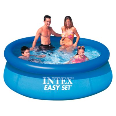 (Precio Regular S/. 149.9) Piscina Inflable Familiar 244x76cm
