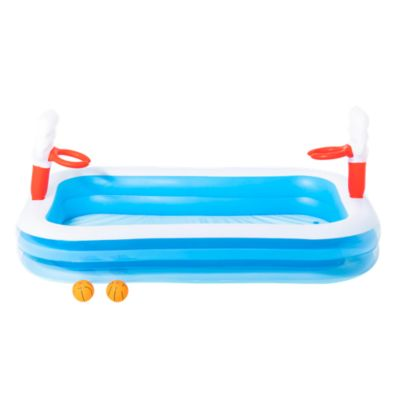 Piscina Recreativa Basket 251x168cm