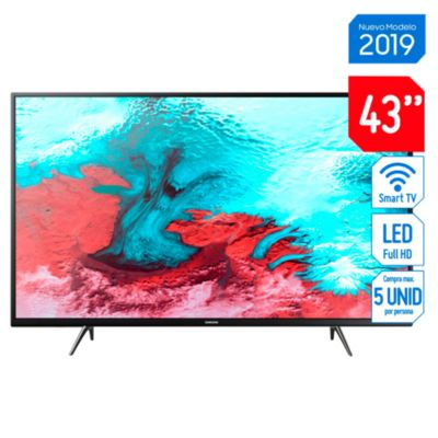 Televisor Smart LED FHD 43'' UN43J5202AGXPE