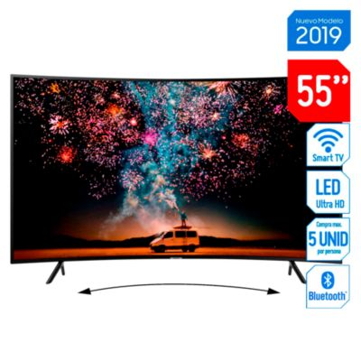 Televisor Smart LED UHD 55'' UN55RU7300GXPE
