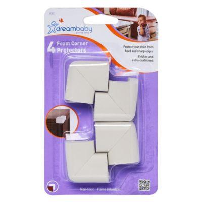 Pack Protección Paragolpes de Espuma x 4 Unidades