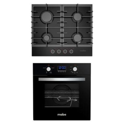 Combo Cocina Empotrable CMG6015V0 + Horno Eléctrico HM6045EYI