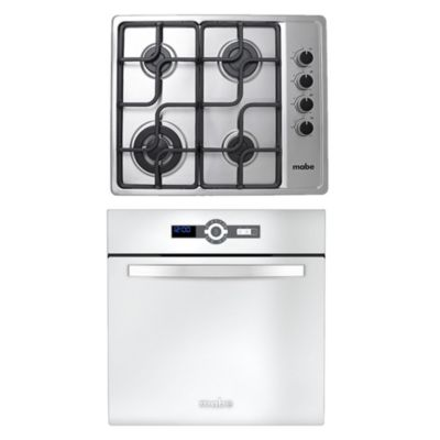 Combo Cocina Empotrable CMG6054LC-1P + Horno Eléctrico HM6065EYR