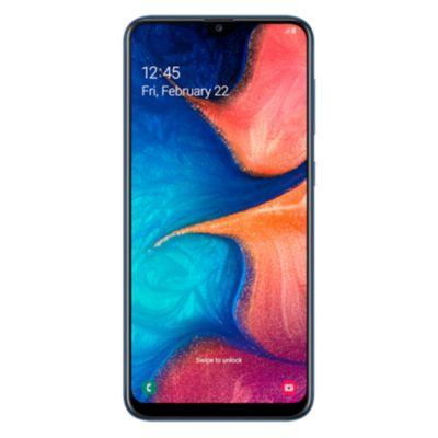 Galaxy A20 Azul