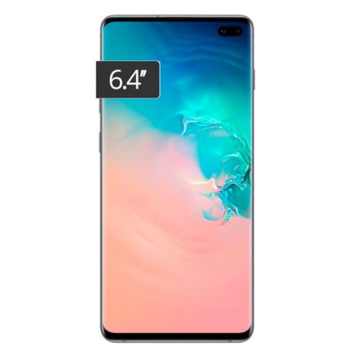 Galaxy S10 Plus Blanco
