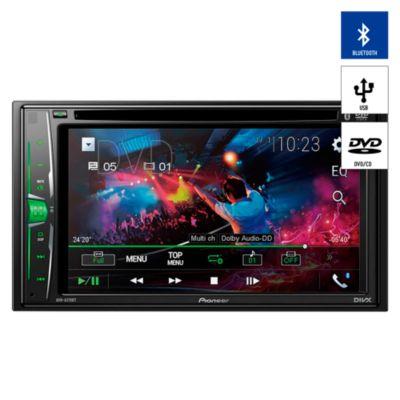 "Autoradio Pantalla Tactil 6.2"" Bluetooth/CD/DVD/USB AVH-A215BT"