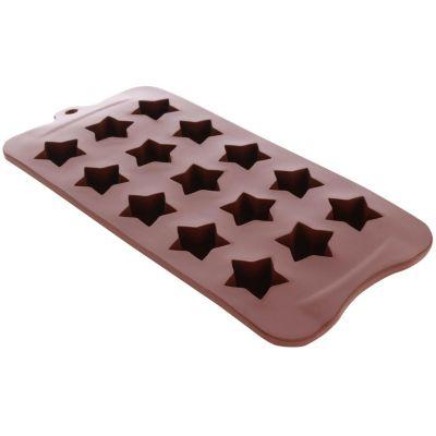 Molde para Chocolates Estrellas
