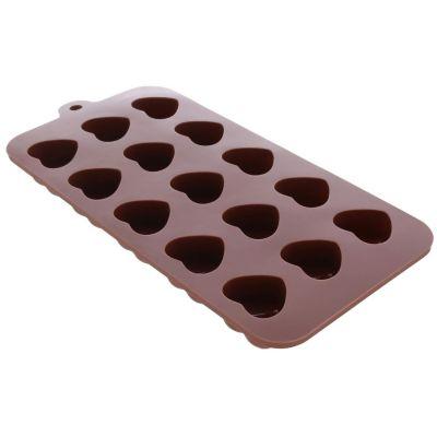 Molde para Chocolates Corazones
