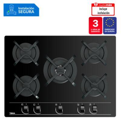 Cocina Empotrable 5 Quemadores GBC 75030 KIN