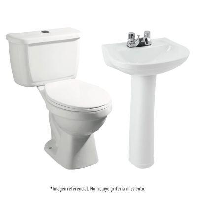 Sala de baño Acuacer Blanco