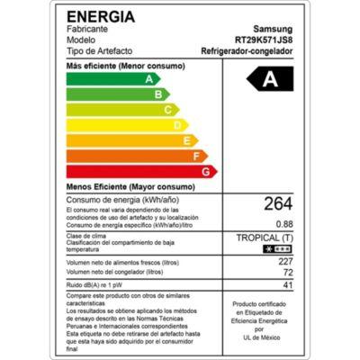 Refrigeradora 295L RT29K571JS8