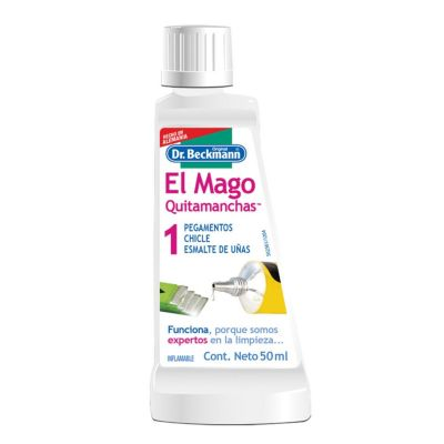 Quitamanchas El Mago 1 Pegamentos 50ml