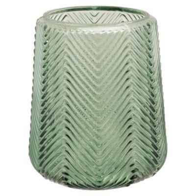 Portavela Vaso Surtido Colores 13.3cm
