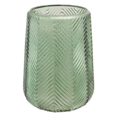 Portavela Vaso Surtido Colores 26cm