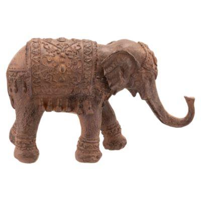 Elefante Decorativo Polystone 23cm