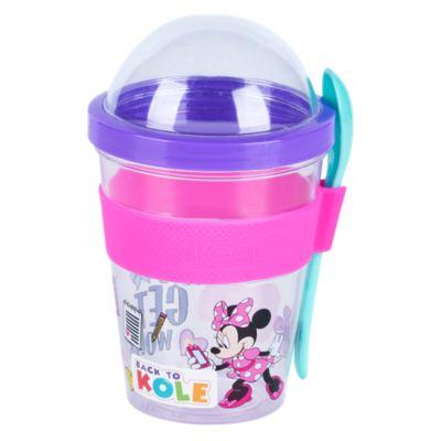 Vaso para Yogurt Minnie