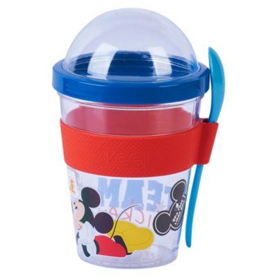 Vaso para Yogurt Mickey