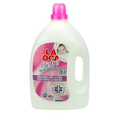 Detergente Bebé 5L