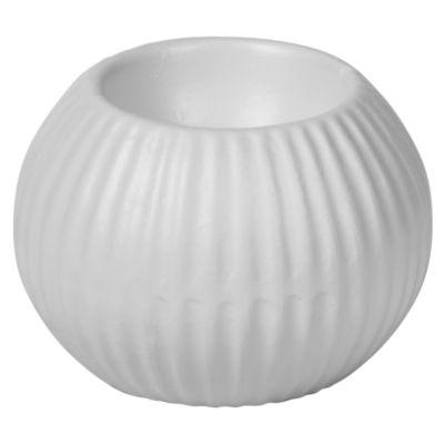 Portavela Kata blanco 12x9cm