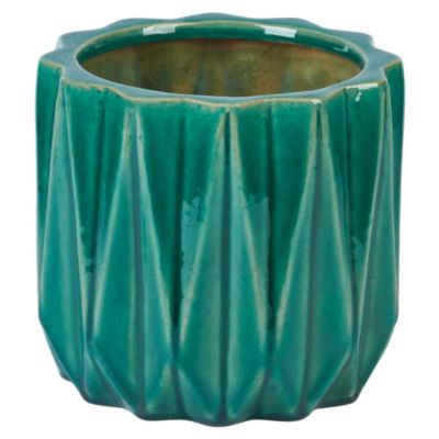 Maceta Nui 19x18cm Verde Jade